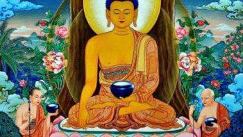 Lord Buddha's Parinirvana