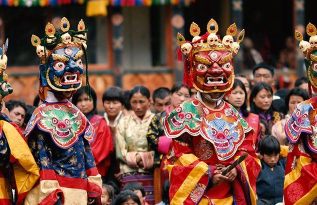 Thimphu Festival 7 Days