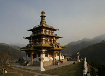 Kamsum Yullay Namgyal Chorten